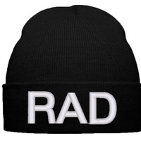 rad BEANIE WINTER HAT