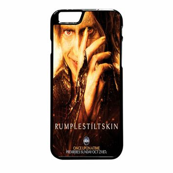 Once Upon A Time Mr Gold Rumpelstiltskin three iPhone 6S Plus Case