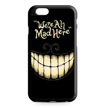 were ah mad here iPhone 6 Case