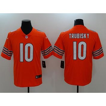 Danny Online Nike NFL Men's Vapor Untouchable Football Jersey Chicago Bears #10 Mitchell David Trubisky