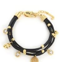 Multi Strand Iconic Bracelet by Juicy Couture