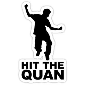 Hit The Quan by wearz
