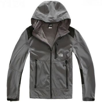The North Face Soft Shell Jackets Men-1