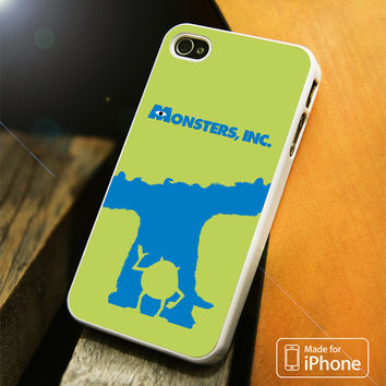Monster Inc Sulley & Mike iPhone 4(S),5(S),5C,SE,6(S),6(S) Plus Case