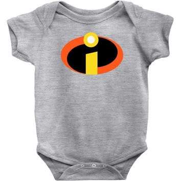 incredibles Baby Onesuit