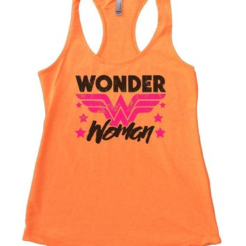 Wonder Woman Womens Workout Tank Top