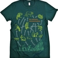 Food Chain Science T-shirt