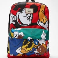 Vans - Disney Old Skool II School Backpack - Mens Backpacks - Multi Color - NOSZ