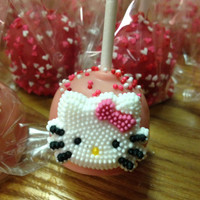 Hello Kitty Cake Pops (6)