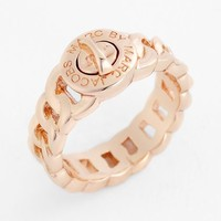 Women's MARC BY MARC JACOBS 'Turnlock - Katie' Small Ring