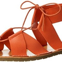 Dirty Laundry Women's East Ender Soft B Gladiator Sandal