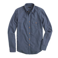 J.Crew Mens Brushed Twill Shirt