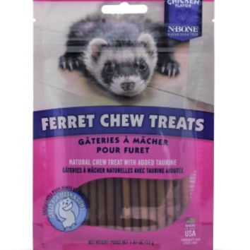 N-Bone Ferret Chew Treats for Ferrets 1.87 oz