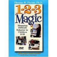 1-2-3 Magic: Managing Difficult Behavior in Children 2-12 $31.99