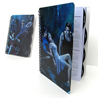 True Blood 2012 - 2013 Daily Planner / Calendar Up-Cycled (Season 3)