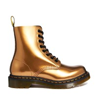 Dr Martens Core Pascal Patent Copper 8-Eye Boots