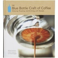 Blue Bottle Craft Coffee Book Cookbook