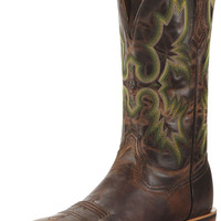 Ariat Men's Tombstone Boots, Weathered Chestnut - 10010285