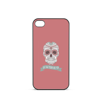 Day Of Dead Skull iPhone 4 / 4s Case
