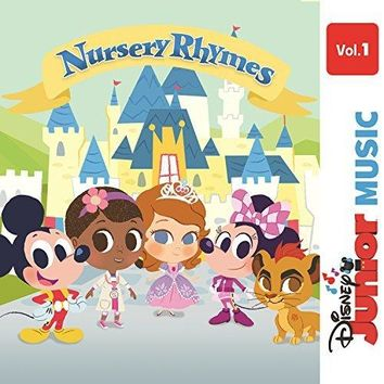Rob Cantor & Genevieve Goings - Disney Junior Music Nursery Rhymes (Vol. 1)