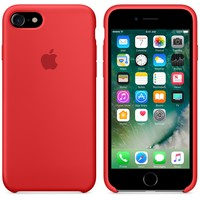 iPhone 7 Silicone Case - (PRODUCT)RED