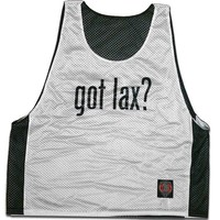 Got Lax Reversible Lacrosse Lax Pinnie