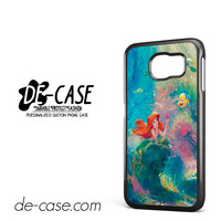 The Little Mermaid Painting For Samsung Galaxy S6 Samsung Galaxy S6 Edge Samsung Galaxy S6 Edge Plus Case Phone Case Gift Present YO