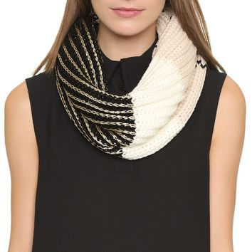 Knitted Collar Scarf