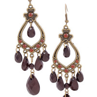 Vintage Inspired Earrings - Eclectic Dangle Earrings - $1.95 - AnikaBurke.com