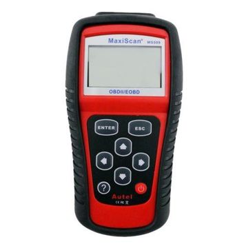 MS509 OBDII Car Diagnostic Scanner