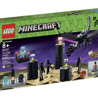 LEGO 21117 Minecraft  The Ender Dragon