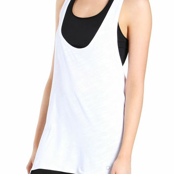 The Workout Racerback Tank