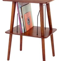 Crosley ST66-PA Manchester Entertainment Center Stand (Paprika)