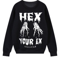 Hex Your Ex Sweatshirt