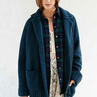 BDG Cocoon Sweater Coat-