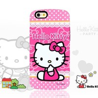 Hello Kitty Sweet Bumper Kawaii Case for iPhone 6