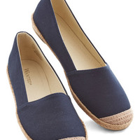 ModCloth Nautical Swing By the Bakery Flat