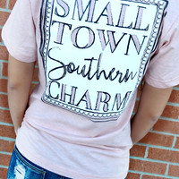 Small Town Southern Charm Tee