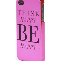 Be Happy IPhone® 4/4S Case