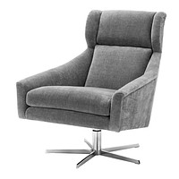 Gray Swivel Chair | Eichholtz Nara