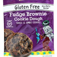IMMACULATE BAKING: Gluten Free Fudge Brownie Cookie Dough, 14 oz