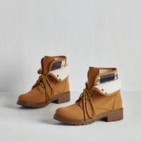 Menswear Inspired Trail Mixtape Boot