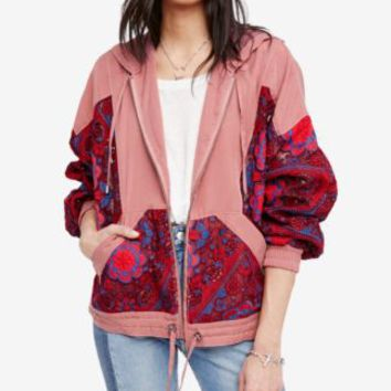 Free People Lace Jacket