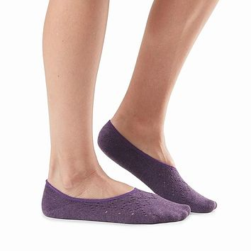 Tavi Noir - Casual Grace No Show Sock | Wysteria Point