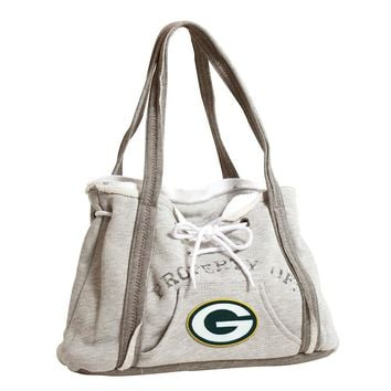 Green Bay Packers NFL Property Of Hoodie Purse