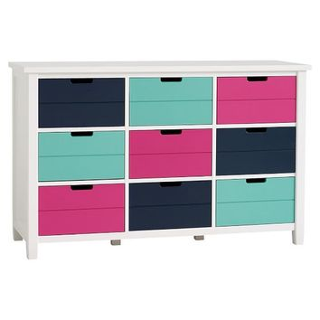 Sutton 9-Drawer Dresser