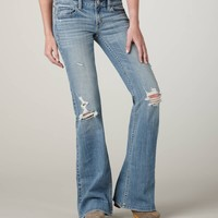 AE Hipster Flare Jean | American Eagle Outfitters
