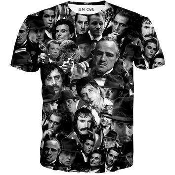 Gangsters BW T-Shirt