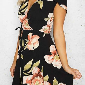 Ready for Romance Floral Dress