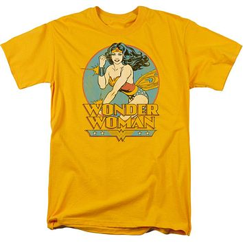 Wonder Woman Short Sleeve Adult 18/1